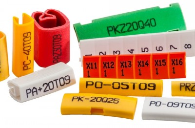Identificatie en markering van kabels en draden