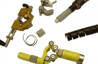 Profesionnal tools for cable preparation