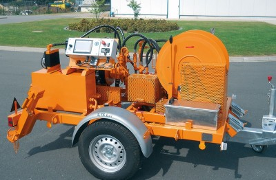 Cabling Winches