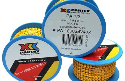 Partex M1 Single markers