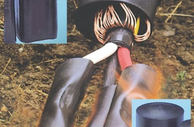 Thermokrimpproducten, slangen, moffen